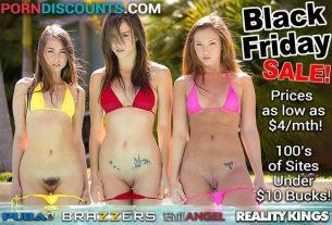 PornDiscounts Black Friday Sale AD